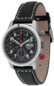 Classic Pilot chrono de Luxe - limited edition 6559TVDD-a1